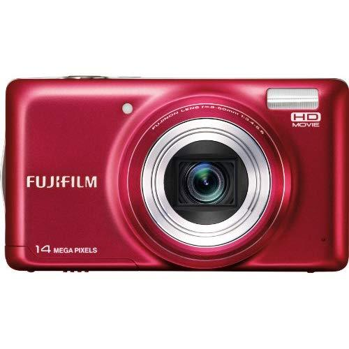 """14 Mp Digital Camera With 10X Wide Angle Zoom/3.0"""" Lcd, Red"""