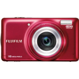 """16Mp Digital Camera With 10X Wide Angle Zoom/3.0"""" Lcd, Red"""