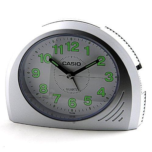 Casio Grey Bell Chime Alarm Cl