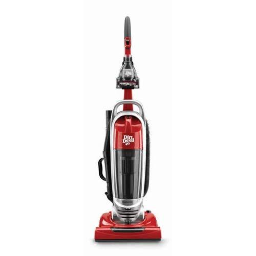 Featherlight Upright Vacuum With Fold Down Handle