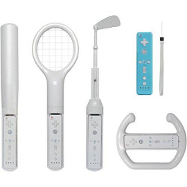 Grand Slam 6 In 1 Sports Pack For Wii