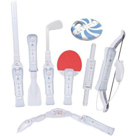8 In 1 Sports Pack For Wii Sport Resort