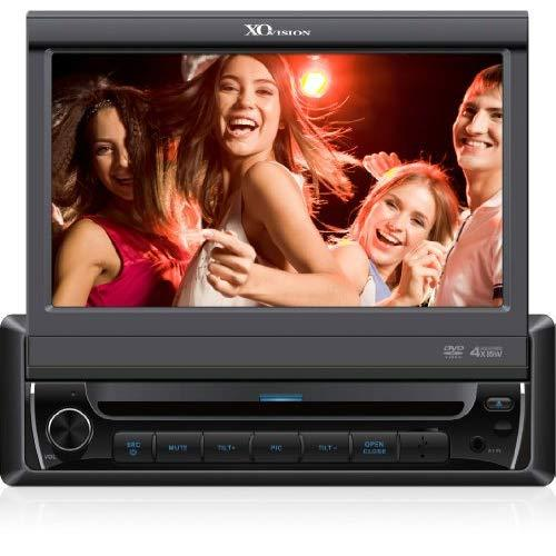 """7"""" Touch Screen Dvd Receiver With Built-In Bluetooth"""