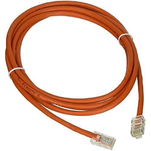 C2G 24509 Cat5E Crossover Cable - Non-Booted Unshielded Network Patch Cable, Orange (7 Feet, 2.13 Meters)