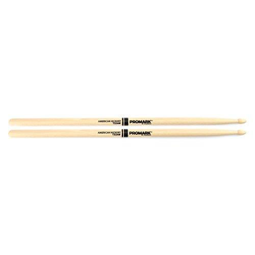 Promark American Hickory 5A Wood Tip Drumstick (Tx5Aw)