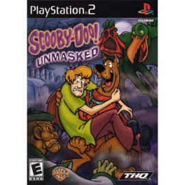 Scooby-Doo Unmasked - Playstation 2