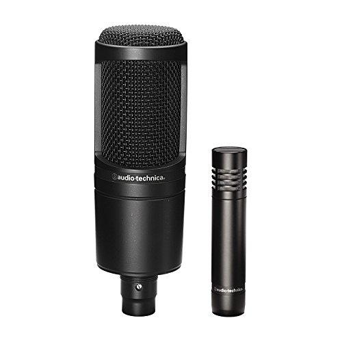 Audio-Technica At2041Sp Professional Studio Condenser Microphone Pack