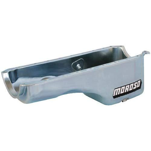 Moroso 20449 Stock Replacement Oil Pan For Chevy Big-Block Engines