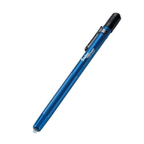 Streamlight 65050 Stylus 3-Aaaa Led Pen Light, Blue With White Light 6-1/4-Inch - 11 Lumens
