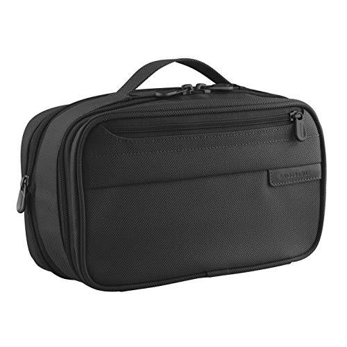Briggs &Amp; Riley Baseline-Expandable Toiletry Kit, Black