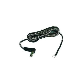 Right Angle Dc Power Plug W/ 6' Cable - 1.7Mm I.D. 4.0Mm O.D.. : Tc240