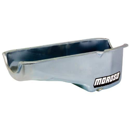 Moroso 20170 Stock Replacement Oil Pan For Chevy Small-Block Engines