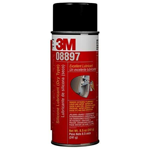 3M Silicone Lubricant - Dry Version, 08897, 8.5 Oz