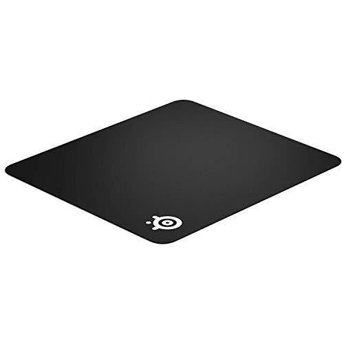 Steelseries Qck Gaming Surface - Large Cloth - Best Selling Mouse Pad Of All Time - Optimized For Gaming Sensors - Maximum Control