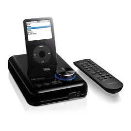 Creative Xdock Wireless Music System For Ipod (Black)