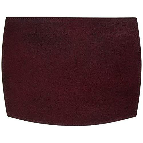 Dacasso A7014 Leather Mouse Pad, Burgundy