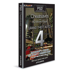Xploder Cheat Saves For Grand Theft Auto Iv - Playstation 3