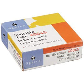 Spr60045 - Invisible Tape - Sold By The Individual Roll