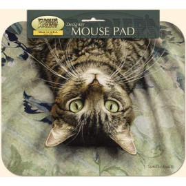 Fiddlers Elbow Perculiar Perspective Cat Mouse Pad