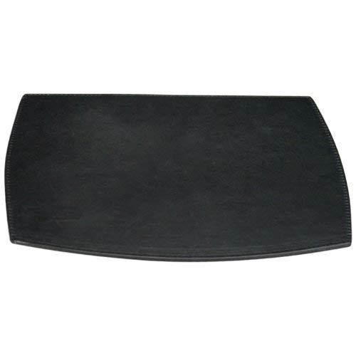 Dacasso Black Leather Mouse Pad