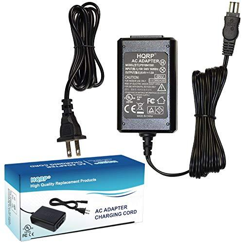 Hqrp 8.4V Ac Adapter Charger Works With Sony Handycam Ac-L10 Ac-L15 Ac-L100 Ccd-Trv308 Ccd-Trv318 Ccd-Trv328 Ccd-Trv338 Dcr-Trv6 Dcr-Vx2100 Ccd-Trv228 Hdr-Hc1 Ccd-Trv37 Camcorder Ac-L10A Acl10B Acl10C