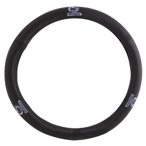 Pilot Alumni Group Swc-919 Leather Steering Wheel Cover (Collegiate Penn State Lions)