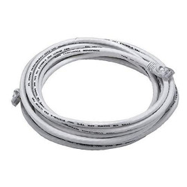 Monoprice 14Ft 24Awg Cat6 550Mhz Utp Ethernet Bare Copper Network Cable - White