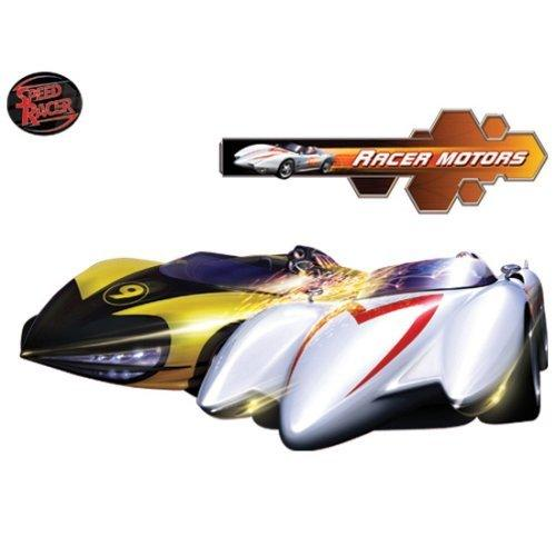 Wall Graphix: Child Speed Racer Sparks