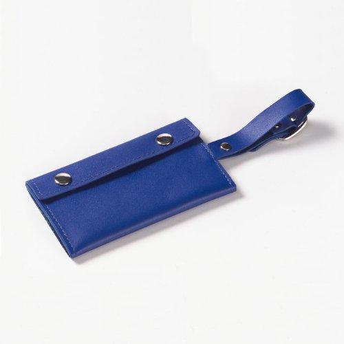 Clava Wrap-Around Luggage Tag - Cl Green