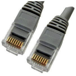 Professional Cable Cat5Lg-14 Category 5E Ethernet 14-Ft Cable - Gray