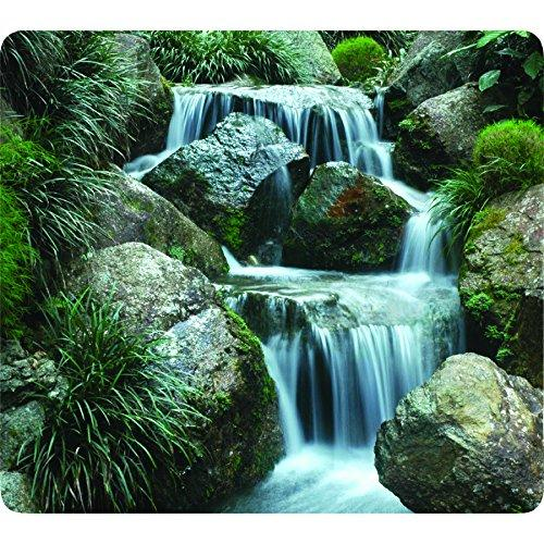 Recycled Optical Mousepad - Waterfall (5909701)