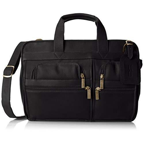 Claire Chase Slimline Executive Briefcase, Black, One Size