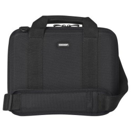 Cocoon Cns340By Murray Hill Netbook Case Includes Grid-It! Accessory Organizer (Black/Yellow)