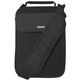 Cocoon Cns343By Nolita Ii Tablet Neoprene Sleeve Includes Grid-It! Accessory Organizer (Black)