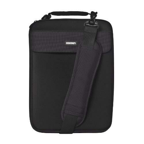"Cocoon Cls358By Nolita Ii Neoprene 13"" Laptop Sleeve Includes Grid-It! Accessory Organizer (Black)"