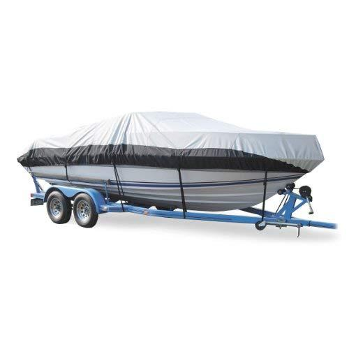Taylor Made Products 70901 Boat Guard Eclipse Trailerable Boat Cover, 12-14-Feet X 75-Inch Alum Fish
