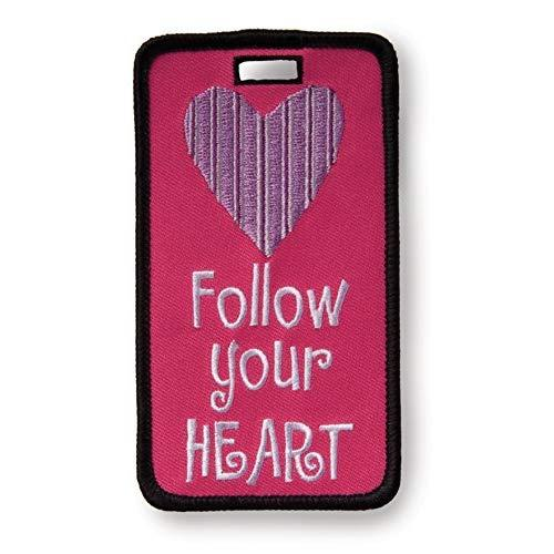 Alexx Not Just A Luggage Tag, Follow Your Heart Heart