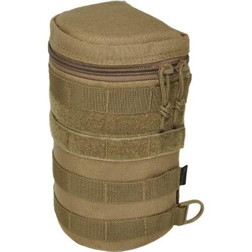 Hazard 4 Jelly Roll(Tm) Lens/Scope/Bottle Padded Case W/Molle (R) - Coyote