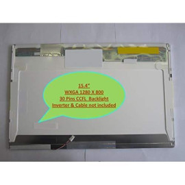 """Toshiba Satellite A305-S6905 Laptop Lcd Screen 15.4"""" Wxga Ccfl Single (Substitute Replacement Lcd Screen Only. Not A Laptop )"""