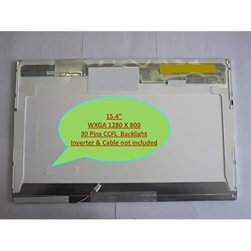 """Toshiba Satellite A205-S5831 Replacement Laptop Lcd Screen 15.4"""" Wxga Ccfl Single (Substitute Only. Not A )"""
