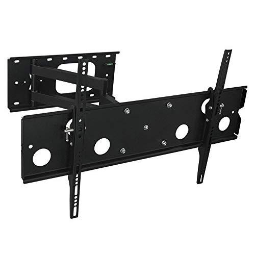 Mount-It! Wall Tv Mount Full Motion | Articulating Tv Wall Mount Bracket | Support Tv Mural For 42 To 70 Inch Tvs | Vesa Mount Up To 850X450 (Mi-326L)