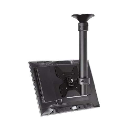Atdec Th-1040-Cts Telehook Drop Length Adjustable Ceiling Mount For Displays Up To 55-Pound, 35.4-Inch Or 900Mm, Black