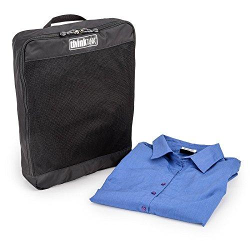 Think Tank Photo Travel Pouch Packing Organizer - Large (Black)