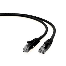V7 3Ft Cat6 Black Utp Network Cable (Rj45 M/M) -  V7N2C6-03F-Blks