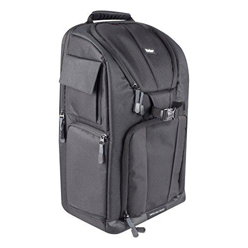 Vivitar Medium Sling Camera Backpack - Viv-Dks-20 -Black