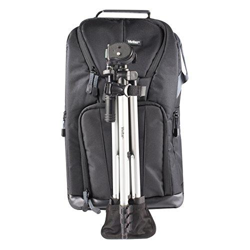 Vivitar Viv-Dks-18 Small Camera Backpack (Black)
