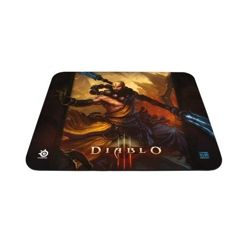 Steelseries Qck Diablo Iii Gaming Mouse Pad - Monk Edition