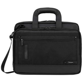 Targus Revolution Travel And Checkpoint-Friendly Laptop Briefcase For 15.6-Inch, Black (Ttl416Us)