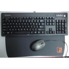 """Portable 14"""" Smooth Hard Surface Gamer Mouse Pad"""