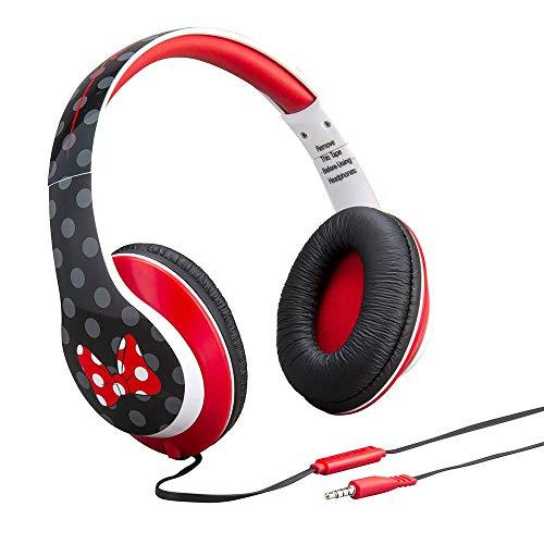 Minnie Over-The-Ear Headphones With In-Line Mic (Di-M40Me.Fxv2)
